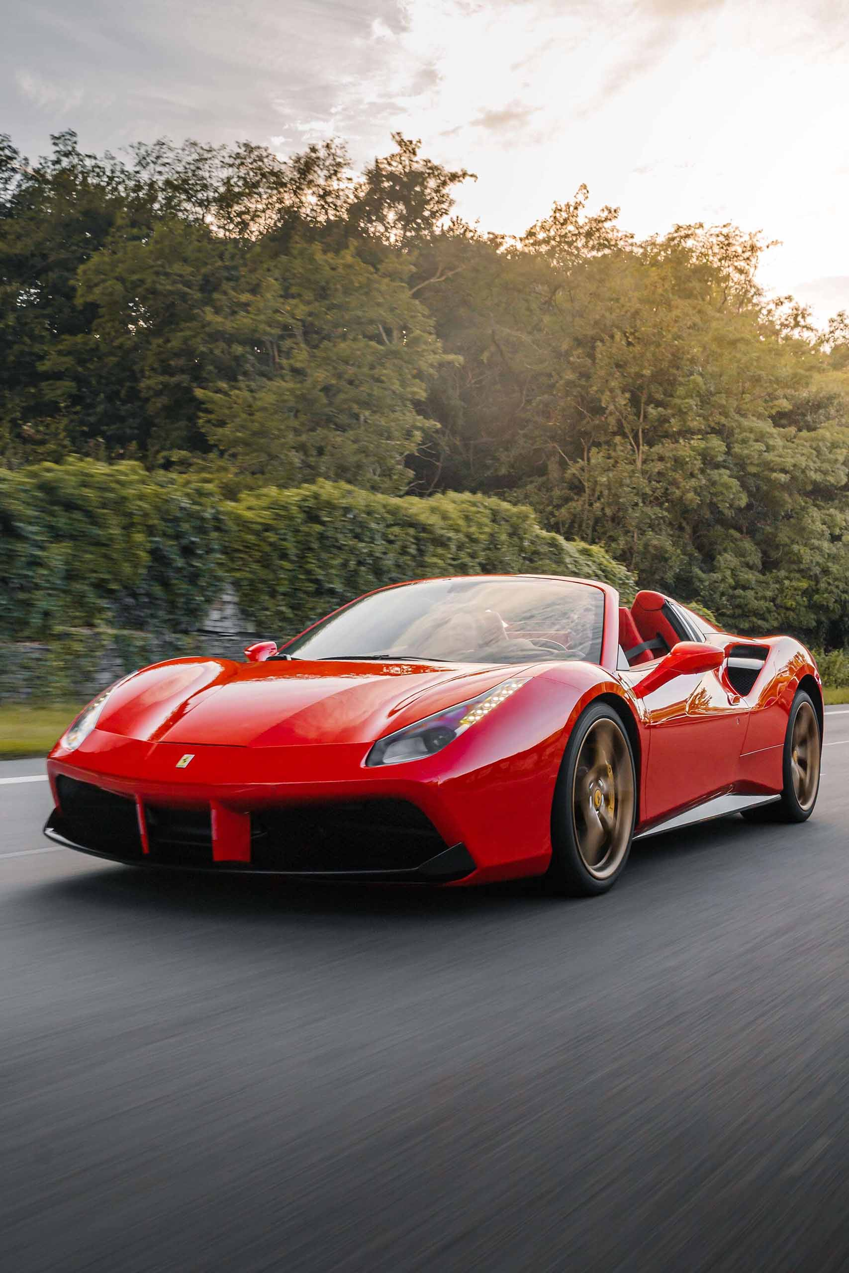 Exclusive Tours Ferrari