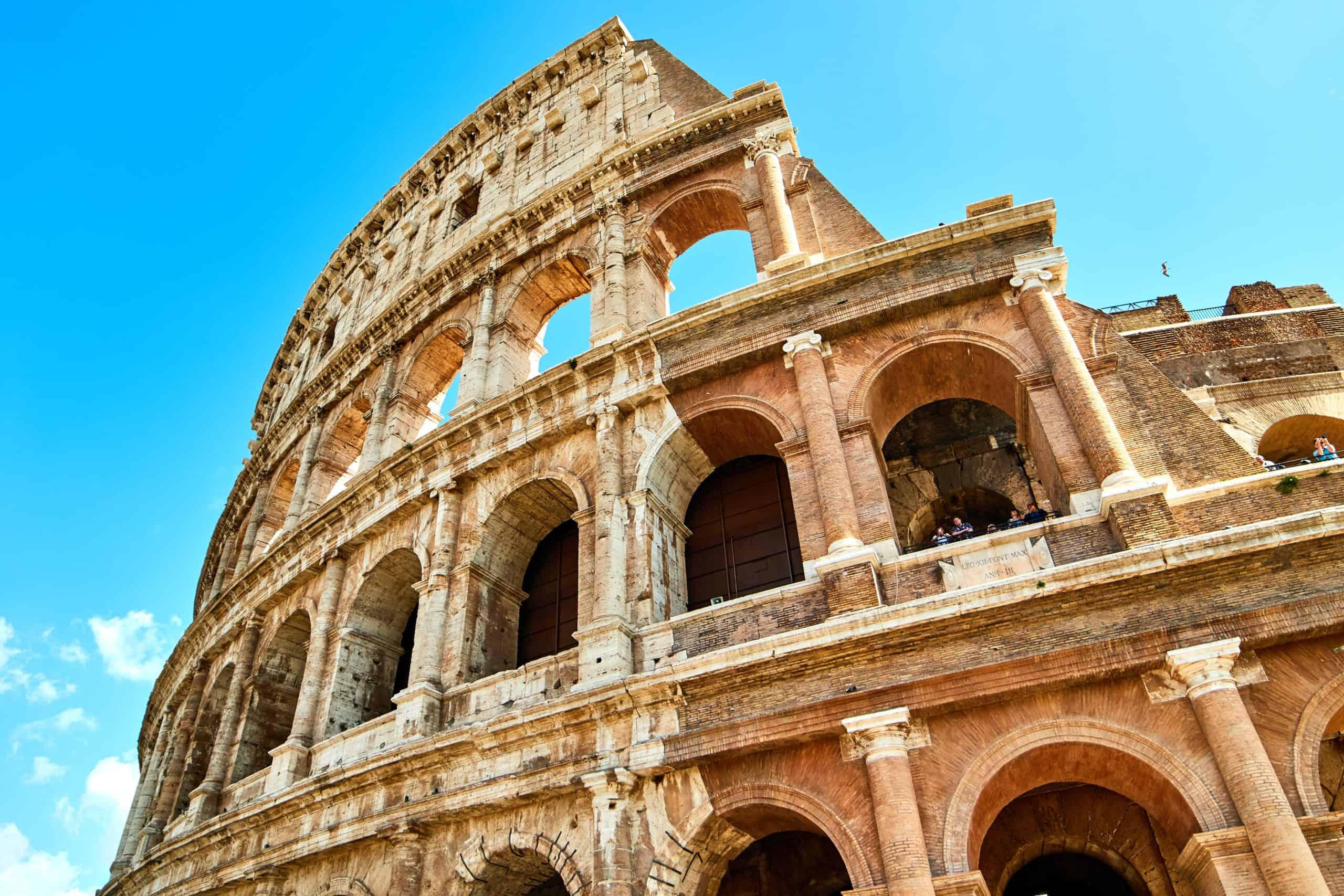 Breathtaking venue for your destination Italian wedding in Rome