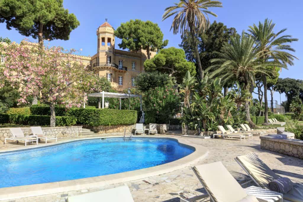 Villa Igiea in Sicily Italian Villa Wedding